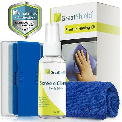 Camera Lens Screen Cleaning Cleaner Spray LCD LED TV Keyboard Microfiber Cloth