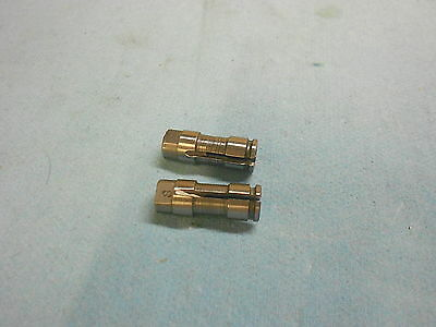 """2 New Tap Collets #8 1.035 Oal X 3/8"""" Diameter Usa 794"""