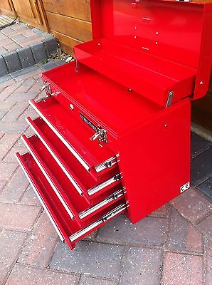 43 US Pro Single Tool Box Chest - TOOL CHEST 4 DRAWER