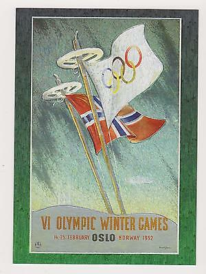 1996 CENTENNIAL OLYMPIC GAMES ~ DUFEX ~ POSTER CARD #8
