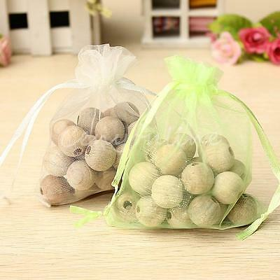 24X Natural Cedar Wood Moth Balls Camphor Chips Bug Repellent Drawers Wardrobes