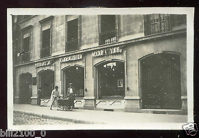 "photo ancienne . Dijon . magasin  "" Art & Photo """