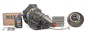 TCI 511600P1 Streetfighter Transmission Package; Ford 1970-82 C4