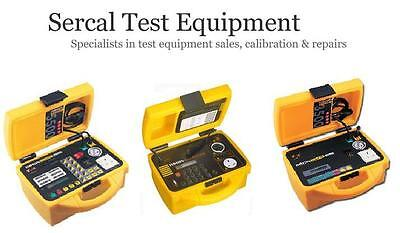 Calibration Service for Robin SmartPAT Portable Appliance Tester PAT