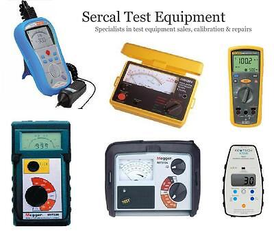 Calibration of any Make and Model of Insulation Continuity Tester