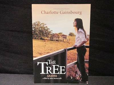 The Tree (L'Arbre) starring Charlotte Gainsbourg 2010 Movie advertising postcard