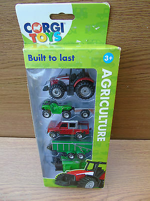 Corgi Agriculture Vehicles 5 Pack