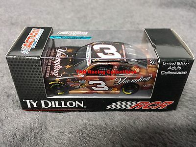 Ty Dillon 2014 Lionel/Action #3 Yuengling Nascar Salutes Diecast 1/64 FREE SHIP
