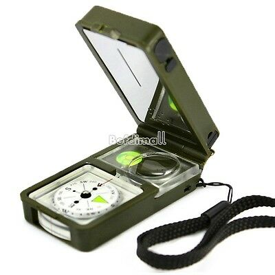 Ultimate Survival 10 in 1 Emergency Camping & Hiking Gear Kit Tools Compass Suit