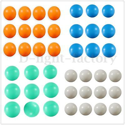 50x Ping Pong Ball Beer Pong Table Tennis Lucky Dip Gaming Lottery 4 Color