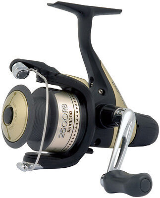 Shimano NEW Hyperloop RB Rear Drag Match & Feeder Fishing Reels - 2500 & 4000