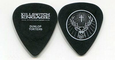 KILLSWITCH ENGAGE 2005 Ozzfest Tour Guitar Pick!!! custom concert stage Pick