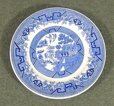 Shenango China By Interpace  Restaurant Ware Blue Willow Bread & Butter Plate