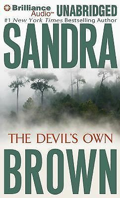 The Devil's Own by Sandra Brown (2014, CD, Unabridged)