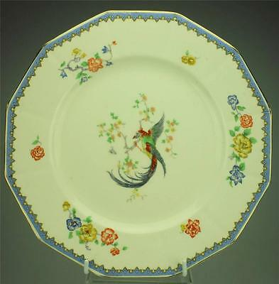 Lot of 6 Myott, Son & Co. Ascot by Myott Staffordshire No. 1984 Dinner Plates L6