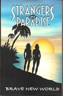 Strangers In Paradise Vol 11 Brave New World Sc Gn Tpb 44 45 47 48 Terry Moore