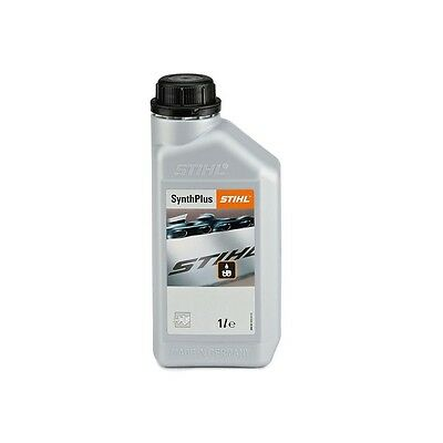 Chain Saw Bar Oil Genuine Synth Plus Stihl 1 L Litre Lubricant 07815162000 Lube