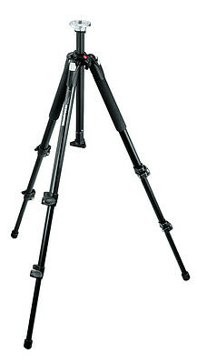 MANFROTTO Lightweight Aluminum Tripod 190XB 3-section Black