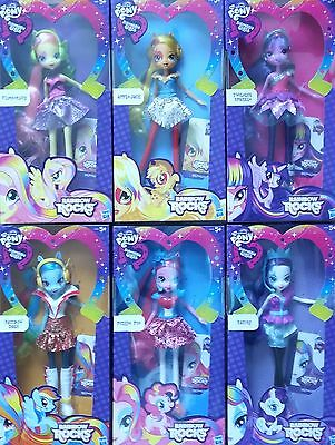 HASBRO® My Little Pony Equestria Girls Rainbow Rocks 22cm Puppen Sortiment