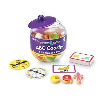 Learning Resources Goodie Games ABC Cookies New