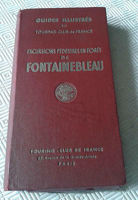 Jdn Coffret Guide Illustre Touring Club De France Ancien