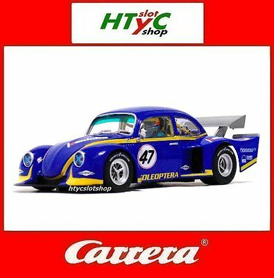 CARRERA VW KAFER GRUPO 5 #47 BEETLE RACE 1 27470