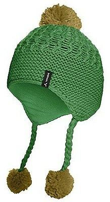 Vaude Knitted III Bonnet Enfant Basilic Vert FR : S (Taille Fabricant : NEUF