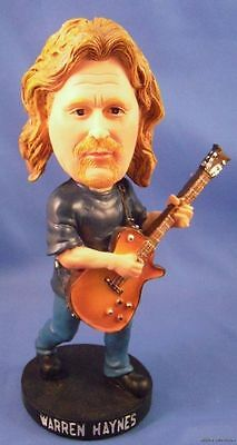 WARREN HAYNES BOBBLEHEAD DOLL FIGURINE GOVT MULE THE ALLMAN BROTHERS BAND Gov't