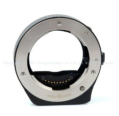 Version III Techart Auto Focus adapter for Contax G lens to Sony E NEX7/A7r/A7S