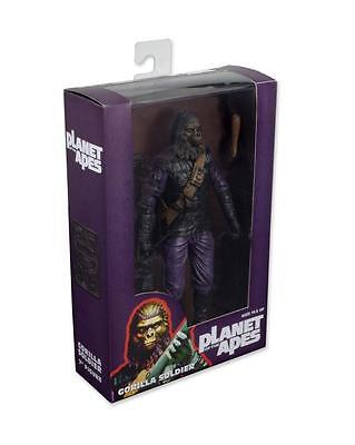 PLANET OF THE APES Gorilla Soldier - Action Figure NEW