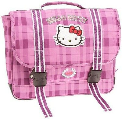 Hello Kitty Cartable 38 cm, Bagage - Rose [Taille unique] [Rose]  NEUF