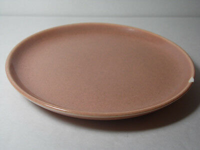 OLD VINTAGE RUSSEL WRIGHT American Modern STEUBENVILLE CORAL BREAD  BUTTER PLATE