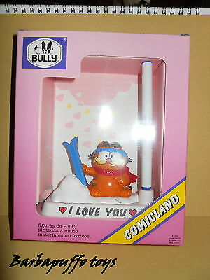 GARFIELD da BARBAPUFFO --GARFIELD SCI in box