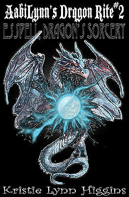 Winged Dragon Autographed fantasy action adventure signed lightning ball sword