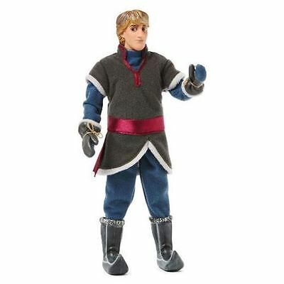 Disney Store Exclusive Authentic Kristoff Classic Doll Frozen - 12'' New In Box