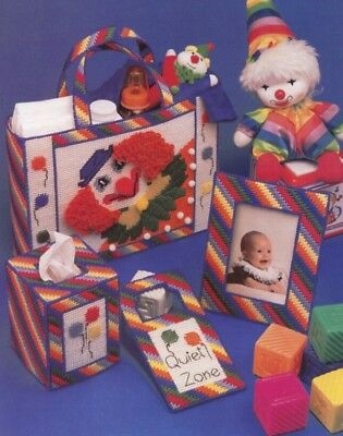 Amp Baby Nursery Set Amp Plastic Canvas Pattern Only Fits Barbie