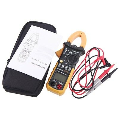 HYELEC MS2008A Digital Clamp Meter AC DC Current Voltage Resistance Tester New