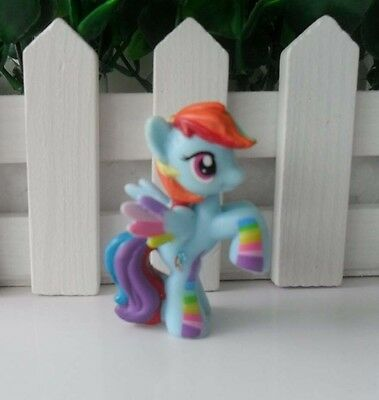NEW MY LITTLE PONY FRIENDSHIP IS MAGIC RARITY FIGURE FREE SHIPPING   BB    92