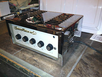 Rogers Majestic Northern Electric Tube Amplifier El34 / 6CA7