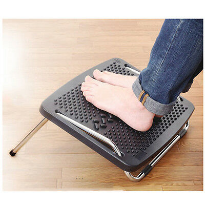 New Posture Realign Footrest Bench Desk for Home/Office Waist Health