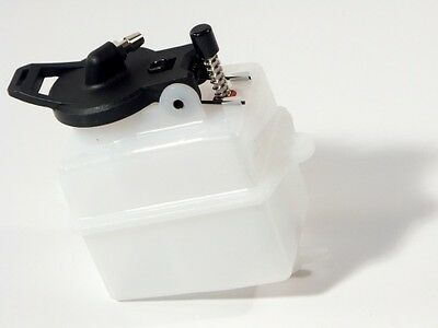 Hpi 87021 Fuel Tank With Primer (75Cc) [Engine Accessory] New Genuine Part!
