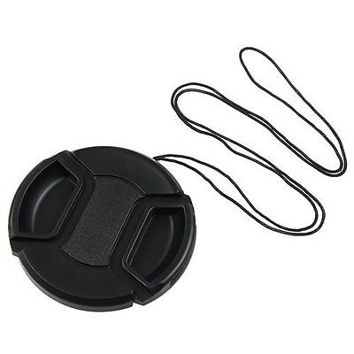 77mm Lens Cap Centre Pinch for Canon EF 100-400mm LCE77 E-77 II Lens