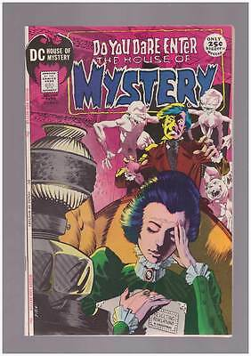 House of Mystery # 194  Revolting Revelations Wrightson grade 8.0 scarce book !!