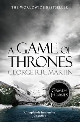 A Game of Thrones by George R. R. Martin (Paperback, 2014)