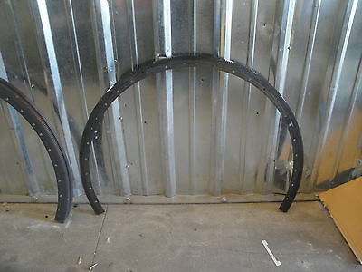 Very Good Used, Driven Track System Gear Rack for Rotating Aerospace Equipment