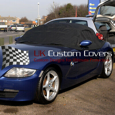 Bmw Z4 Soft Top Roof Hood Half Cover 094