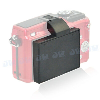 JJC pop up lcd screen protector hood cover for OLYMPUS E-PL2 camera