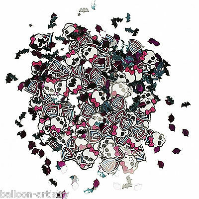 34g Bag Monster High 2 Children's Birthday Party Mix Confetti Table Sprinkles
