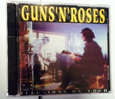 GUNS N' ROSES - ILLUSIONS ON TOUR - 2 CD LIVE USA 1992  NO CDr RARO SEALED MINT