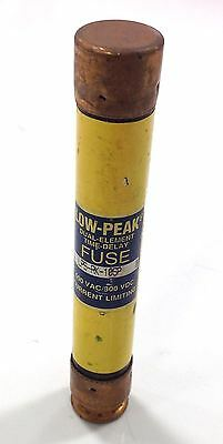 Bussmann Low-Peak Element Time Delay Fuse Lot Of 5 Lps-Rk-10Sp